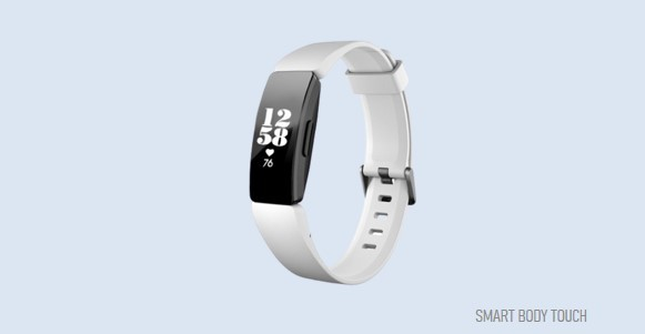 The Inspire HR by Fitbit