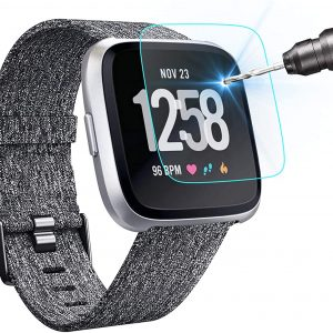 What is the Best Screen Protector for Fitbit Versa?